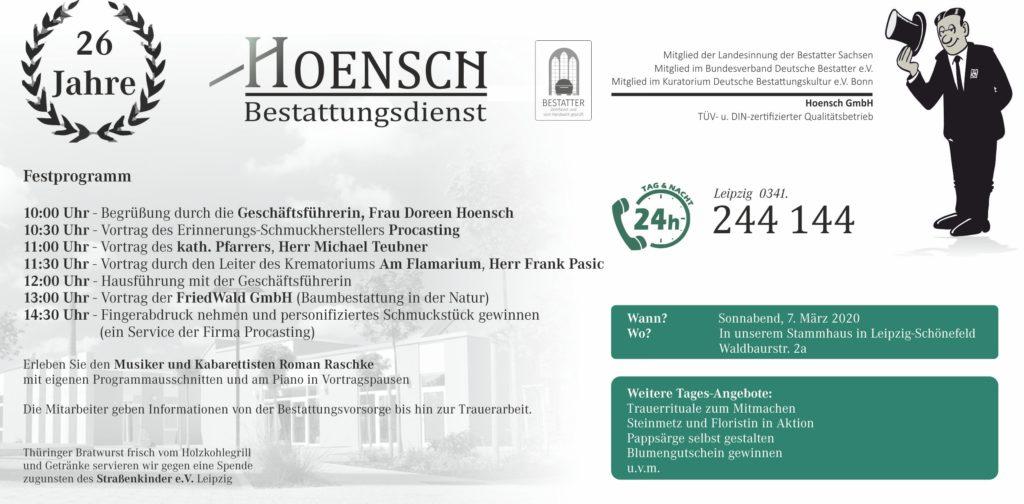 HOENSCH-Flyer 2020