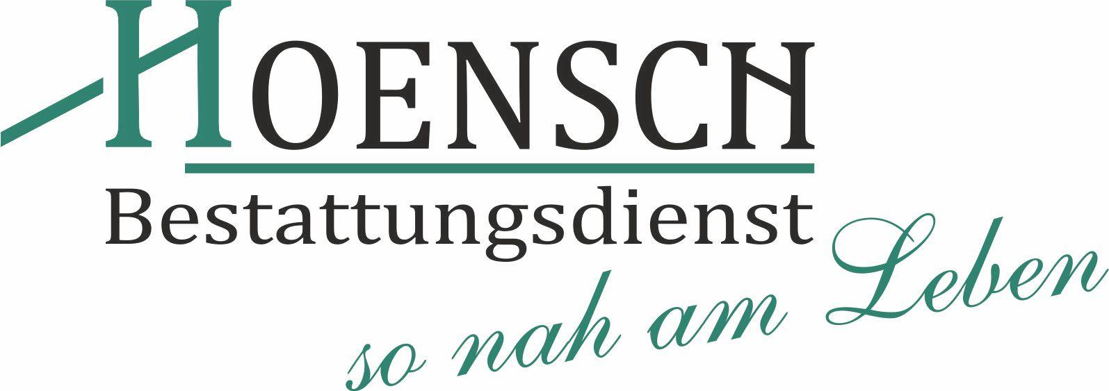 Bestattungsdienst | Hoensch GmbH